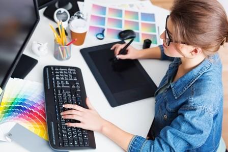 ShiftONE blog graphic design